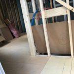 埼玉県川口市の新築アパートにて、遮音 置床工事(CP工法)のご依頼をいただきました。