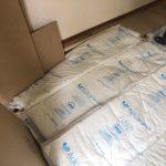 神奈川県藤沢市の団地にて、床リフォーム 置床工事を行いました!