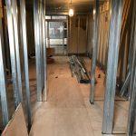 神奈川県横浜市西区のマンションにて、 CP工法で置床、床リフォーム工事を行いました。