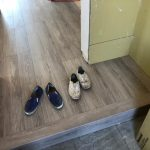 東京都府中市のマンションにて、リノベーション、置床工事を行いました。