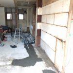 神奈川県三浦市の喫茶店にて、天井壁床一式改修工事を行いました!