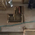 東京都荒川区のマンションにて、置床工事(フリーフロアCP)を行いました!