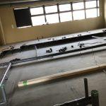 東京都世田谷区の病院にて、置床工事を行いました!(フクビ化学工業「フリーフロアCPF」)