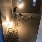 神奈川県横浜市鶴見区のマンションテナントにて、床・壁・天井の一括請負工事を行いました!