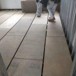 東京都世田谷区のビルにて、置床工事を行いました!(フクビ化学工業フリーフロアCP)