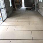 東京都日野市のマンションにて、床リフォーム 置床工事を行いました。(フリーフロアCPフクビ化学工業)