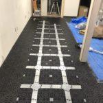 神奈川県藤沢市の会社にてOAフロア工事を行いました。フクビ化学工業ピット30R【秀和建工】