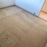 神奈川県海老名市のマンションにて内装リフォーム置床工事を行いました。(フクビ化学工業フリーフロアCPR)