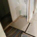 神奈川県相模原市中央区のマンションにて、内装工事として置床工事を行いました(乾式二重床)