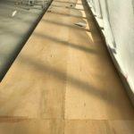 東京都港区南青山のオフィスビルにて置床工事を行いました。(フクビ化学工業フリーフロアCP)