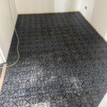 千葉県千葉市中央区の新築戸建住宅にて、OAフロア工事を行いました。(フクビ化学工業TN50)