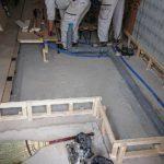 東京都北区の戸建住宅にて、置床工事を行いました。(フクビ化学工業フリーフロアEP)【秀和建工】