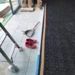 神奈川県伊勢原市にて、クリーンOAフロア工事を行いました。(フクビ化学工業TN50)【秀和建工】