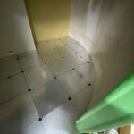 東京都港区南青山のビルにて、OAフロア工事を行いました。(フクビ化学工業FP5000、IRISウッドコアパネル)【秀和建工】