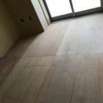 神奈川県川崎市多摩区の教会にて、置床工事を行いました。(フクビ化学工業フリーフロアCP)【秀和建工】